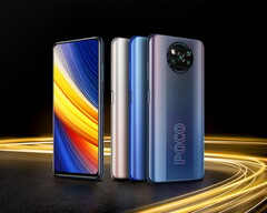 The POCO X3 Pro will initially be available for €199. (Image source: Xiaomi)