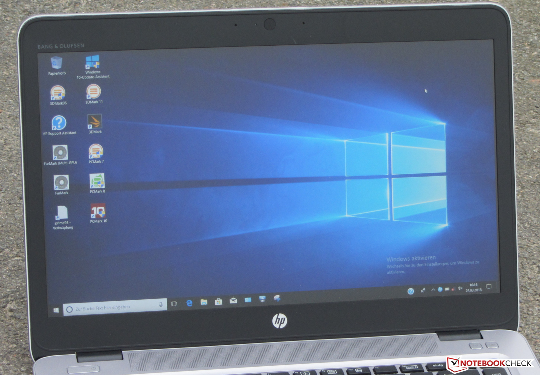 HP mt43 (A8-9600B, SSD, FHD) Thin Client Review