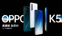 The K5 will have the most powerful image sensor known to OPPO. (Source: FoneArena)