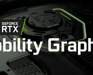 The RTX 3080 mobile will seemingly feature 16 GB of VRAM. (Image source: NVIDIA)