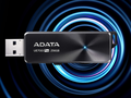 The new UE700 Pro drives might not be the smallest devices around, but they sure pack the most storage space, plus they're faster than most SATA HDDs. (Source: ADATA)