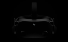 Here's our first glimpse at HP's next-generation VR headset. (Source: HP)