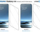 The Galaxy S10 could use an Infinity-O display. (Source: LetsGoDigital)