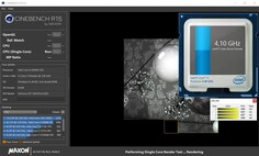 Cinebench R15 Single 64-bit