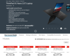 Lenovo ThinkPad X1 Nano with 16:10 screen goes on sale in the USA
