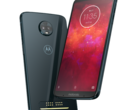 The Moto Z3 Play. (Source: Motorola)