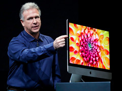 The iMac Pro was introduced at WWDC in early June but will not be available until December. (Source: Associated Press)