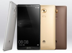 The Mate 8 continues to receive software updates almost five years after its release. (Image source: Huawei)