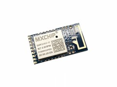 The MXCHIP EMW3060 is an Arduino alternative developer board that costs just US$1.79 for a single unit. Bulk pricing is available too. (Image source: Seeedstudio)