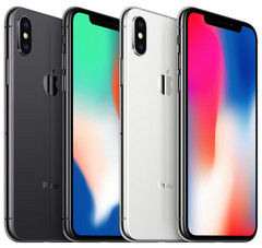 Apple's underperforming iPhone X. (Source: Apple)