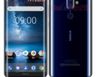 New Polished Blue variant of Nokia 9 surfaces
