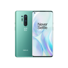 OnePlus 8 Pro - Glacial Green. (Image Source: OnePlus)