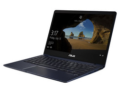 The ASUS ZenBook 13 UX331UA (90NB0GY1-M00230), courtesy of Cyberport.