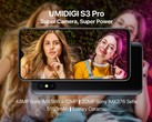 UMIDIGI S3 Pro with 48 + 12 MP Sony IMX586 camera setup coming soon (Source: UMIDIGI)