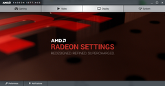 AMD Vari-Bright decreases laptop display brightness when on batteries. Fortunately, disabling it is easy