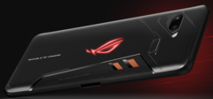 The original ROG Phone was a mobile gaming powerhouse. (Soure: Asus)