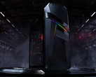 The Asus ROG Strix GL12CX Gaming Desktop. (Source: Asus)