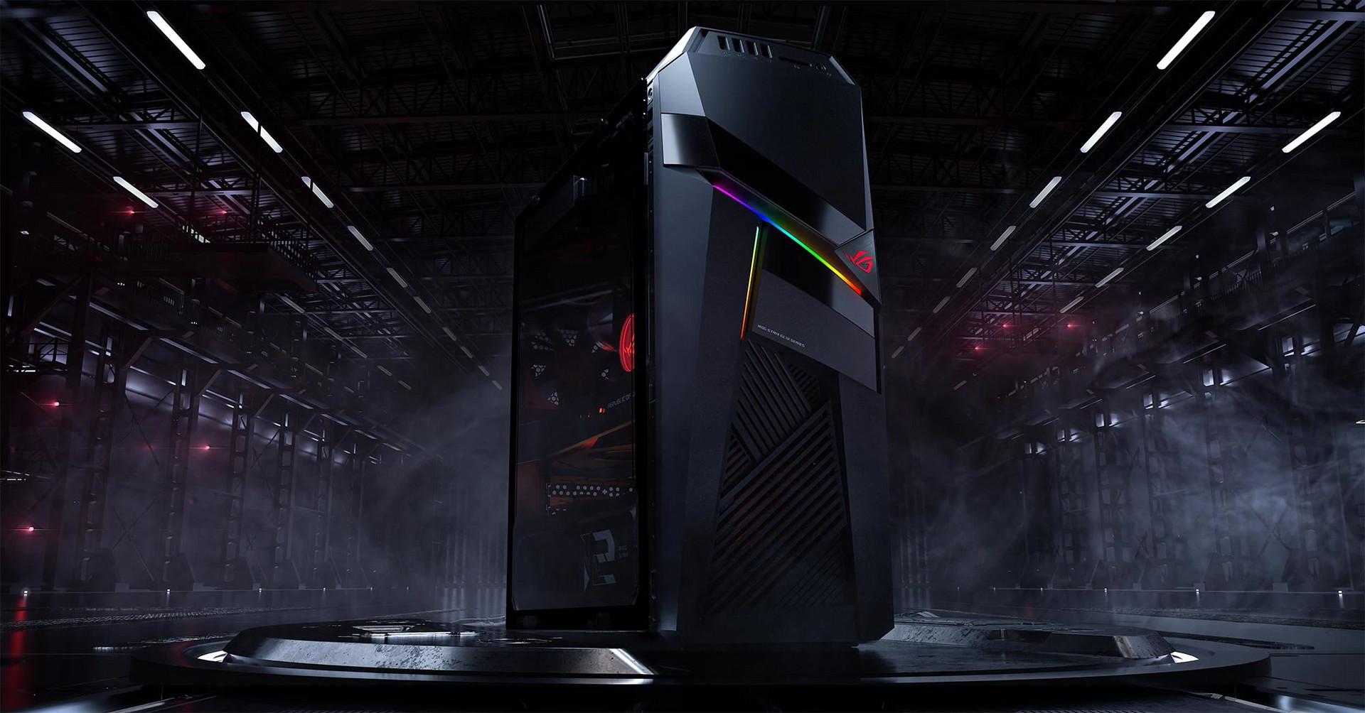 Asus introduces the ROG Strix GL12CX Gaming Desktop powered