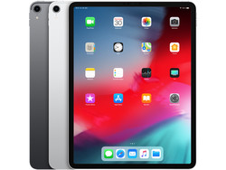 The iPad Pro 12.9 comes in either silver or space grey.