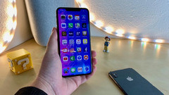 The iPhone XS Max. (Source: ZDNET)