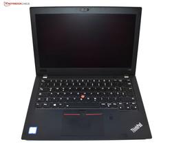 Lenovo ThinkPad X280, provided by campuspoint