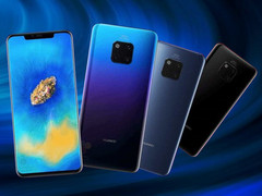 Huawei Mate 20 Pro flagship, Huawei could beat Apple in 2019