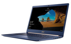 Acer Swift 5 SF514-52 Windows ultrabook with Kaby Lake-R processor (Source: Acer)