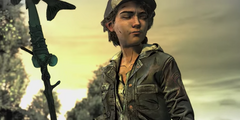 The Walking Dead's Clementine has become a favorite with gamers. (Source: Digital Spy)