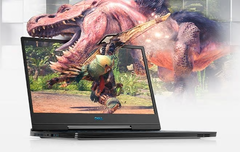 Dell's G7 15 gaming laptop has a 15.6-inch FHD (1920x1080) IPS 144 Hz display. (Source: Dell India)