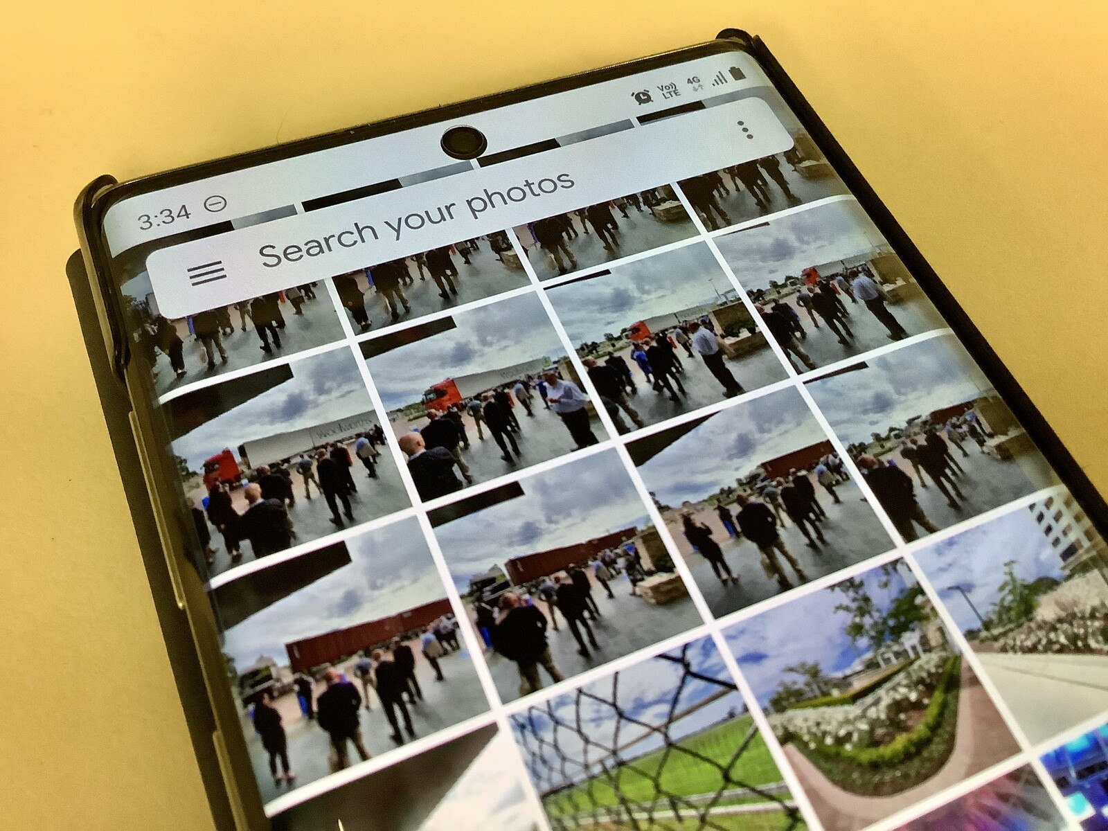 Google to fix Google Photos bug that gave iPhones unlimited original storage