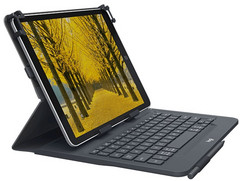 Logitech Universal Folio keyboard case for 9-10 inch tablets