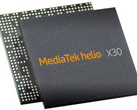 MediaTek Helio X30 10 nm mobile processor with ten cores in a tri-cluster setup