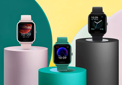 The Amazfit Bip U will begin shipping on October 16. (Image source: Amazfit)