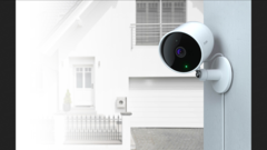 The DCS-8302LH Full HD Outdoor Wi-Fi Camera. (Source: D-Link)