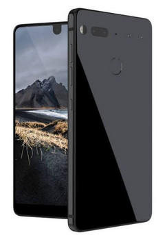 Essential Phone up close and personal