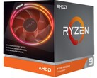 The AMD Ryzen 9 3900X offers a fine balance between gaming and workstation performance. (Image Source: Micro Center)