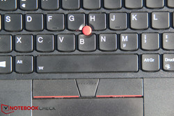 The TrackPoint