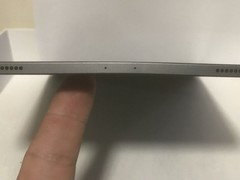 According to Apple the bend is not a defect.