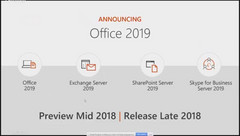 Microsoft is making Office 2019 a Windows 10 exclusive. (Source: Redmondmag)
