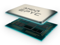 AMD EPYC Milan will offer higher boosts than EPYC Rome. (Image Source: AMD)