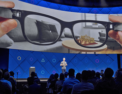 Facebook first announced its AR glasses project back in 2018. (Source: MobileAppDaily)