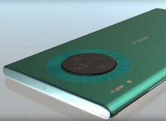 Early concept render of the Nokia 9.2 or Nokia 9.3. (Source: Techno Mobile)
