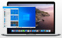 Parallels is working on a universal binary version of its popular virtualization software for Apple's M1-powered Macs. (Image: Parallels)