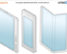 Xiaomi's latest folding patent. (Source: CNIPA via LetsGoDigital)