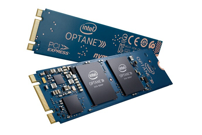 Intel Announces Optane SSD 800P For Mainstream Client Systems