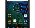 The ad-supported Amazon Moto G5 Plus. (Source: Amazon)