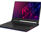 The Asus ROG Strix SCAR 17 laptop will be ideal for esports fans due to its high refresh rates. (Image source: Asus)