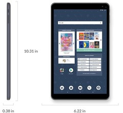 Barnes & Noble NOOK Tablet 10.1 hits the market on November 14 (Source: Barnes & Noble)