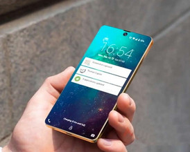 Samsung Galaxy X Concept Gets Inspired By Microsoft S Surface Phone