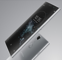 The Sony XA2 Plus is arguably its most beautiful design in recent years. (Source: Sony)